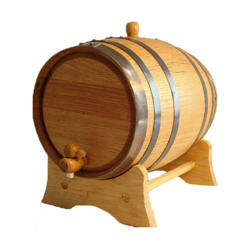 American White Oak Toasted Barrel 1 Litre