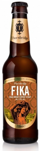 Thornbridge Fika 7.4% 12 x 330ml Bottles