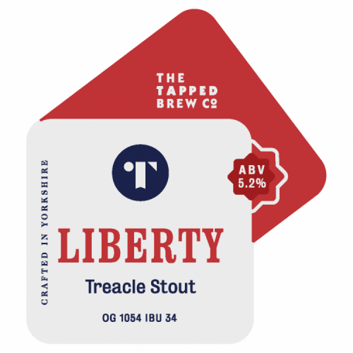 Tapped Brew Co Liberty 5.2% 9g