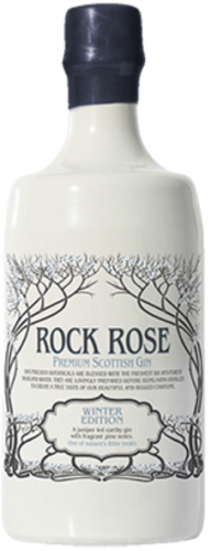 Dunnet Bay Rock Rose Winter Edition Gin 41.5% 1 x 70cl Bottle