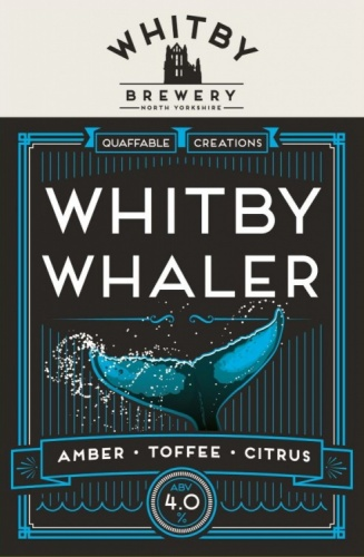 Whitby Brewery Whitby Whaler 4% 9g