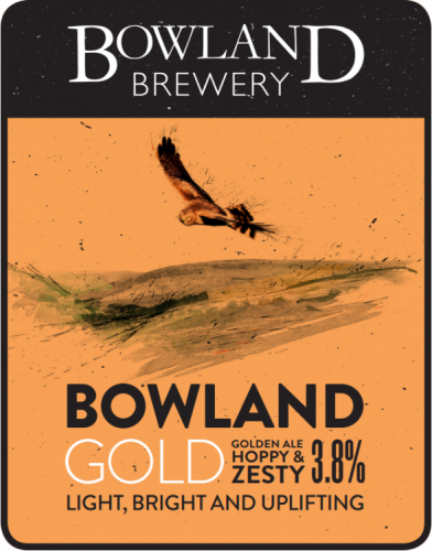Bowland Brewery Gold 3.9% 9g
