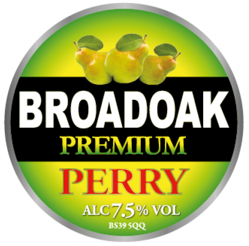 Broadoak Perry 7.5% 20L BIB
