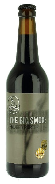 8 Wired Big Smoke Porter 6.2% 24 x 330ml Bottles