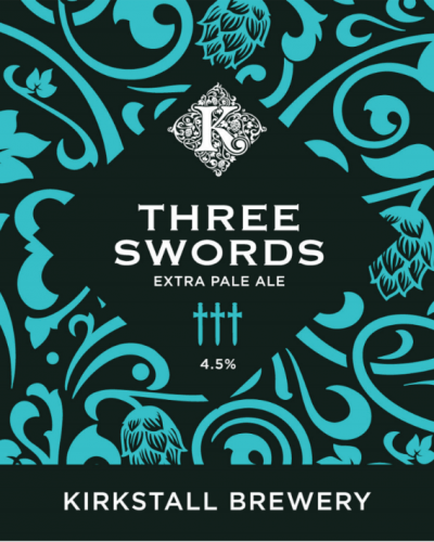 Kirkstall Three Swords 4.5% 9g