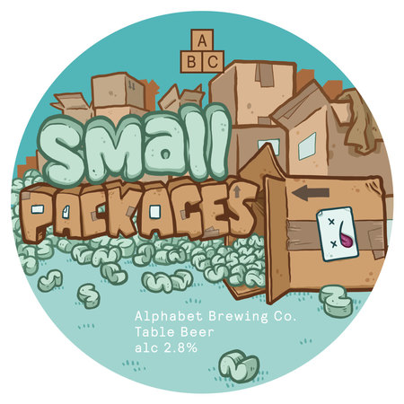 Alphabet Brewing Small Packages 2.8% 30L (Keg-Star)
