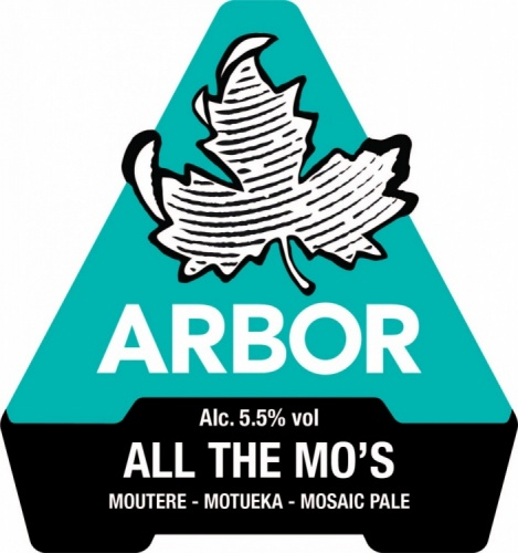 Arbor All The Mo's 5.5% 9g