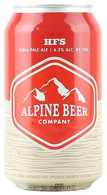 Alpine HFS 6.5% 12 x 355ml Cans