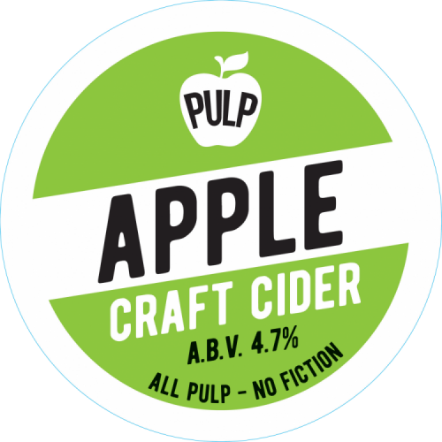 Pulp Apple Cider 4.7% 20L BIB