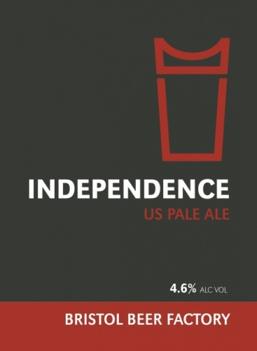 Bristol Beer Factory Independence 4.6% 9g