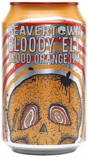 Beavertown Bloody 'Ell 5.5% 1 x 330ml Cans
