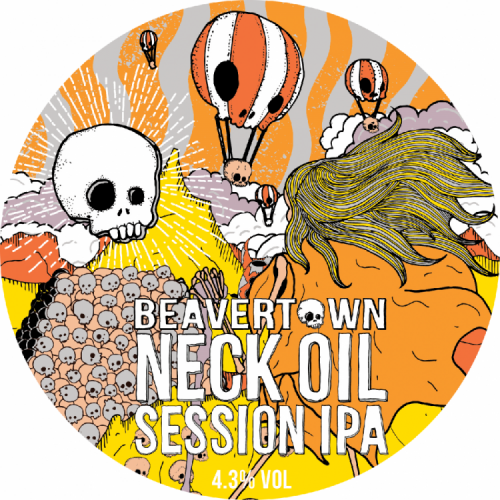 Beavertown Neck Oil 4.3% 30L (Keg-Star)