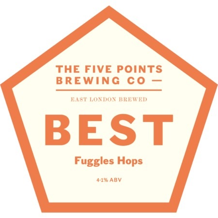 Five Points Best 4.1% 9g (KS-Cask)