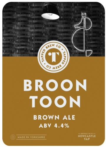 Tapped Brew Co Broon Toon 4.8% 9g