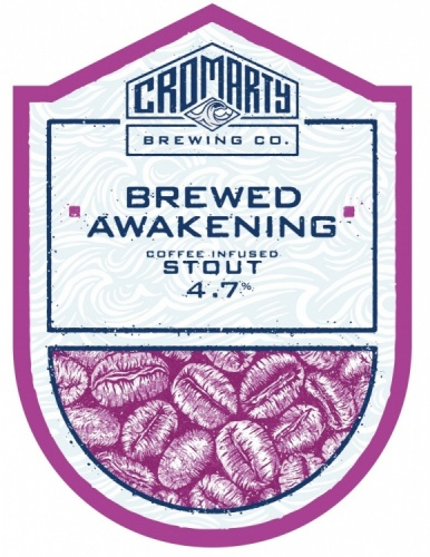 Cromarty Brewed Awakening 4.7% 9g