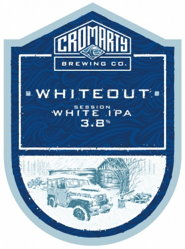 Cromarty White Out 3.8% 9g