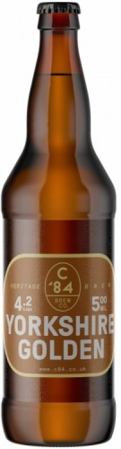 Great Yorkshire Golden 4.2% 8 x 500ml Bottles