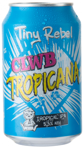 Tiny Rebel Clwb Tropicana 5.5% 24 x 330ml Cans