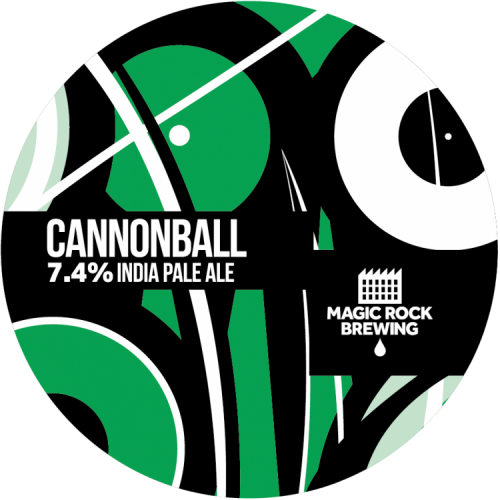 Magic Rock Cannonball 7.4% 30L (Keg-Star)