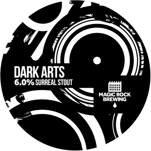 Magic Rock Dark Arts 6% 30L (Keg-Star)