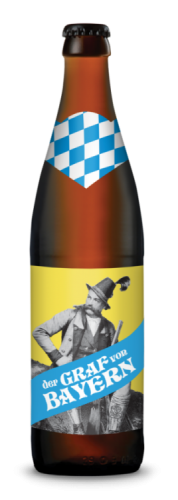 And Union Der Graf Von Bayern 0% 20 x 500ml Bottles
