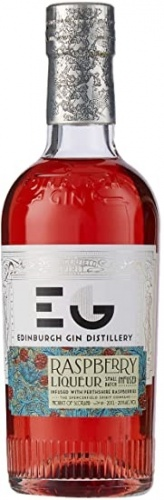 Edinburgh Raspberry Gin Liqueur 20% 1 x 50cl Bottle
