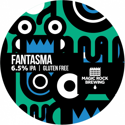 Magic Rock Fantasma IPA 'Gluten Free' 6.5% 30L (Keg-Star)
