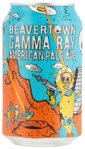 Beavertown Gamma Ray APA 5.4% 24 x 330ml Cans