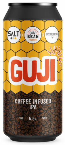 Salt Guji 5.5% 1 x 440ml Cans