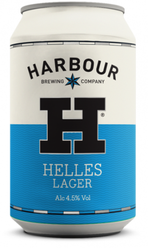 Harbour Helles 4.5% 24 x 330ml Cans
