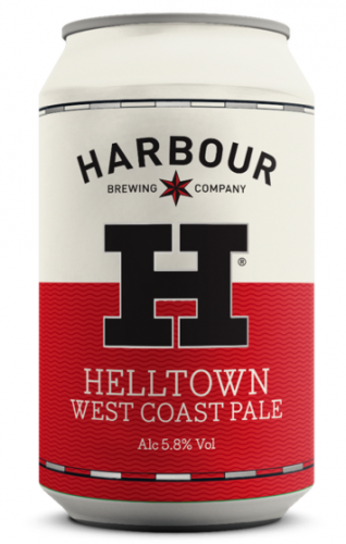 Harbour Helltown West Coast Pale 5.8% 12 x 330ml Cans