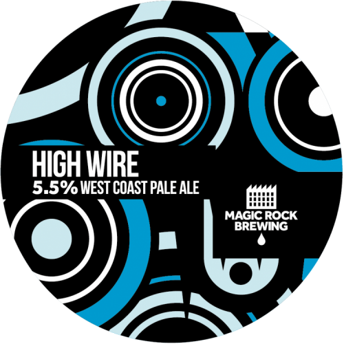 Magic Rock High Wire 5.5% 30L (Keg-Star)