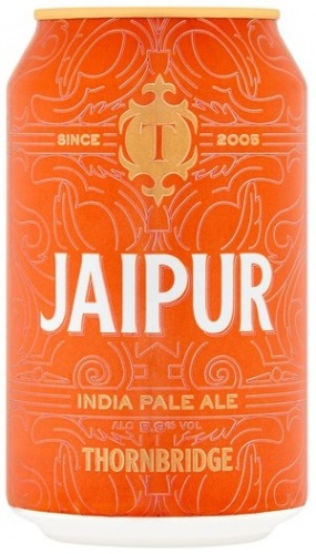Thornbridge Jaipur 5.9% 12 x 330ml Cans