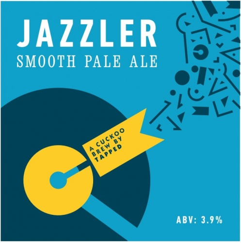 Tapped Brew Co Jazzler 3.9% 9g