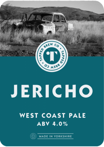 Tapped Brew Co Jericho 4% 9g