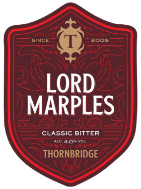 Thornbridge Lord Marples 4% 9g