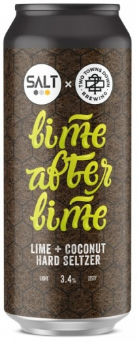 Salt Lime After Lime 3.4% 1 x 500ml Cans