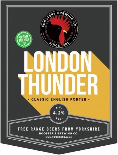 Roosters London Thunder 4.2% 9g