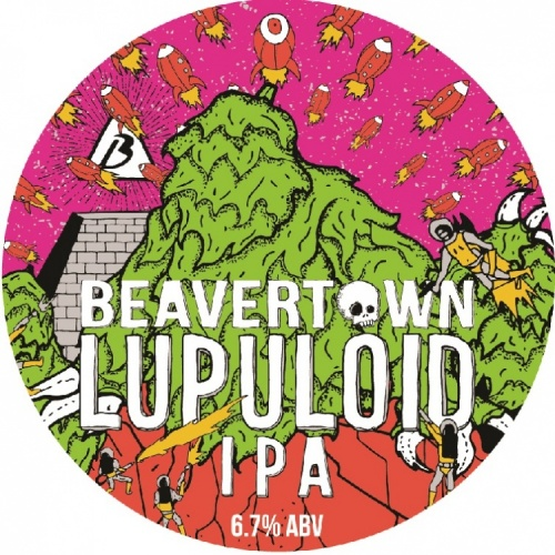Beavertown Lupuloid 6.7% 30L Key Keg