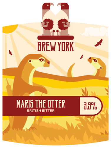 Brew York Maris The Otter 3.9% 9g
