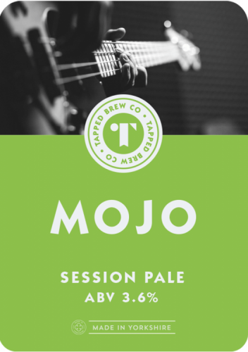 Tapped Brew Co Mojo 3.6% 9g