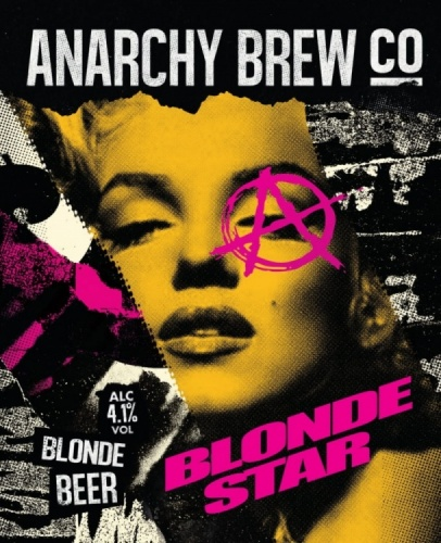 Anarchy Blonde Star 4.1% 9g