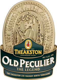 Theakston Old Perculier 5.6% 9g