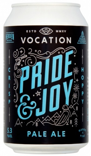 Vocation Pride & Joy 5.3% 1 x 330ml Cans
