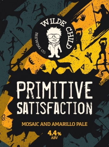 Wilde Child Primitive Satisfaction 4.5% 9g (E-Cask)