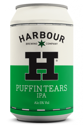 Harbour Puffin Tears 5% 12 x 330ml Cans