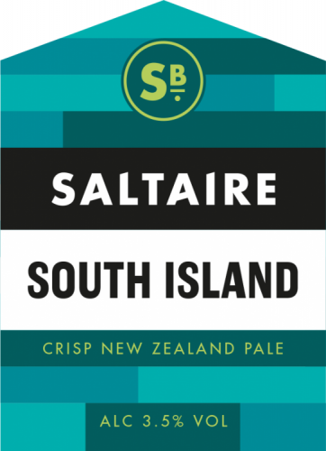 Saltaire South Island Pale 3.5% 9g