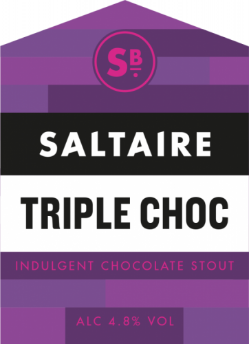 Saltaire Triple Chocoholic 4.8% 9g