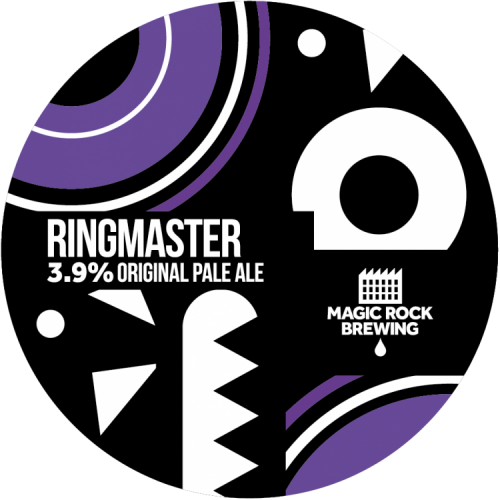 Magic Rock Ringmaster 3.9% 9g