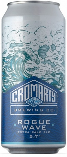 Cromarty Rogue Wave 5.7% 12 x 440ml Cans